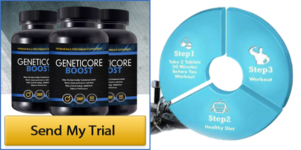 Geneticore Boost Pills