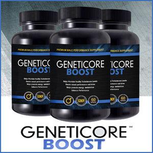 Geneticore Testosterone Boost