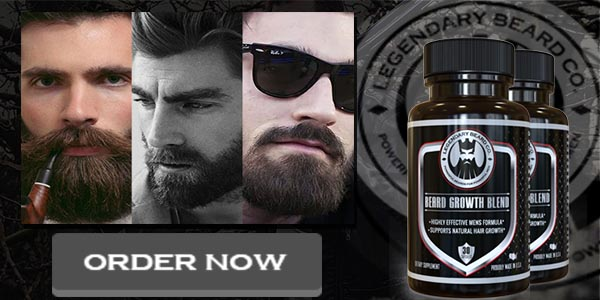 legendary beard growth blend