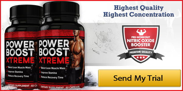 Power Boost Xtreme Muscle