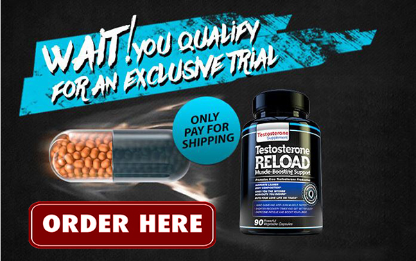testosterone reload trial