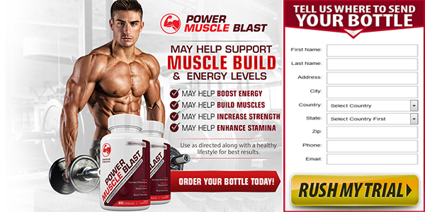 power muscle blast free trial