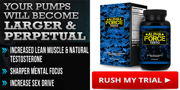 Alpha Force Testo Pills reviews