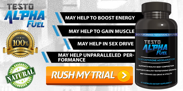 Testo Alpha Fuel Testosterone Support