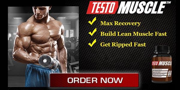 Testo Muscle pills