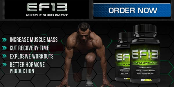 EF13 Muscle pills