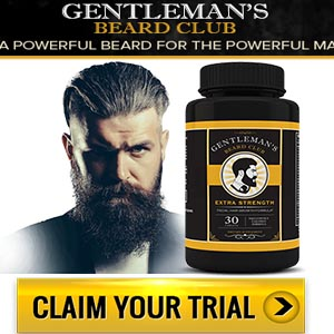 Gentlemans Beard Club pills