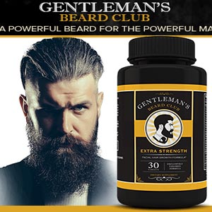 Gentlemans Beard Club