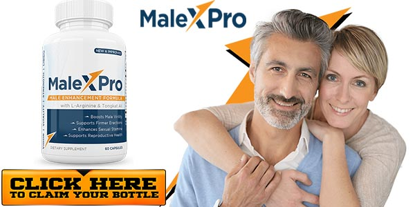 MaleXPro Natural Male Enhancement