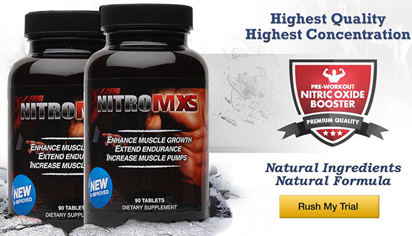 Nitro Muscle Review