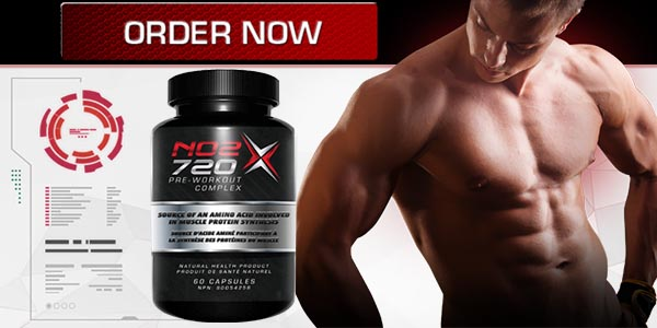 No2 X 720 muscle supplement