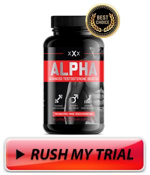 alpha testosteorne booster