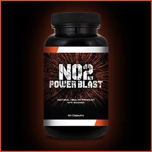 No2 Power Blast - Advanced Muscle Building Supplement | Trial